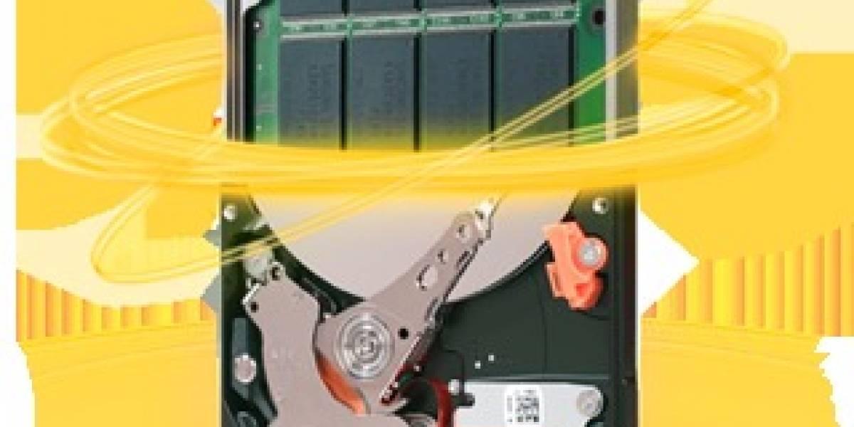 Momentus XT: Seagate lanza un nuevo disco híbrido (HHD = HDD + SDD)