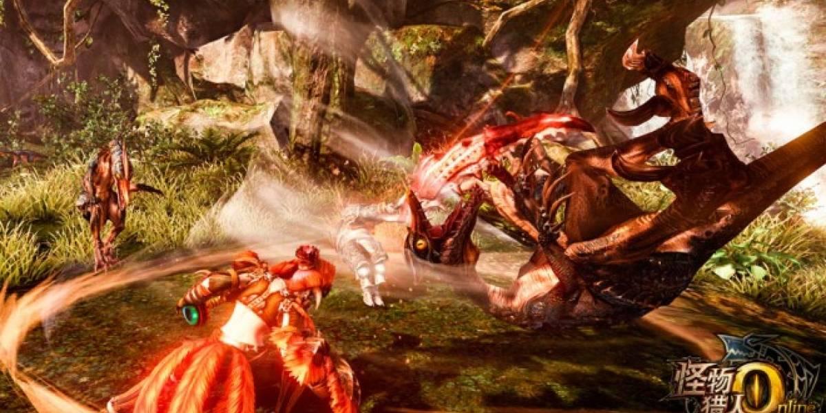 Mira cómo se juega Monster Hunter Online en estos videos