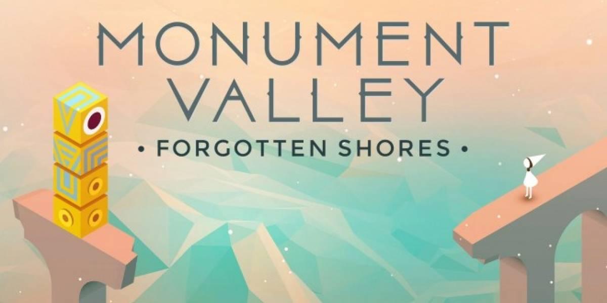 Monument Valley se actualiza con la expansión Forgotten Shores