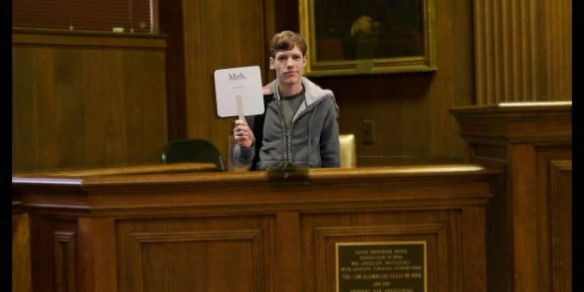 Moot da clase magistral en la corte sobre lo que es 4Chan