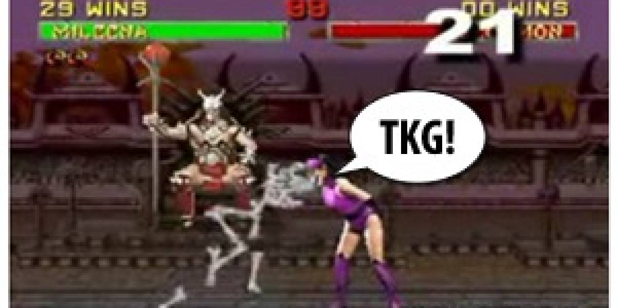 Todos los fatalities de Mortal Kombat en un solo video