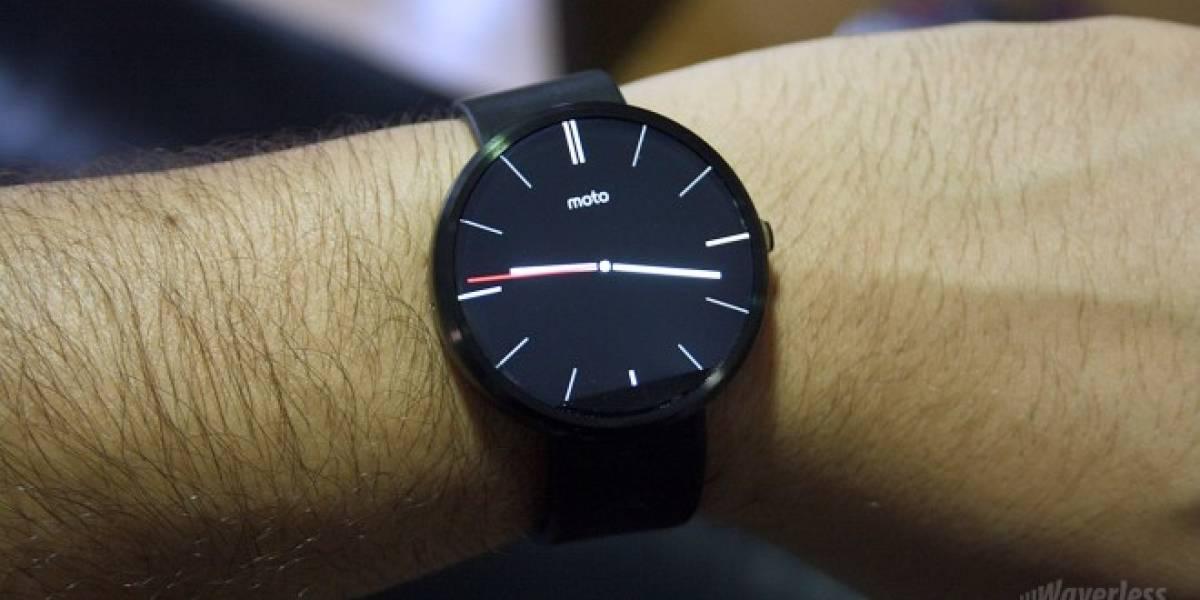 Moto 360, un smartwatch con altas pretensiones [A primera vista]