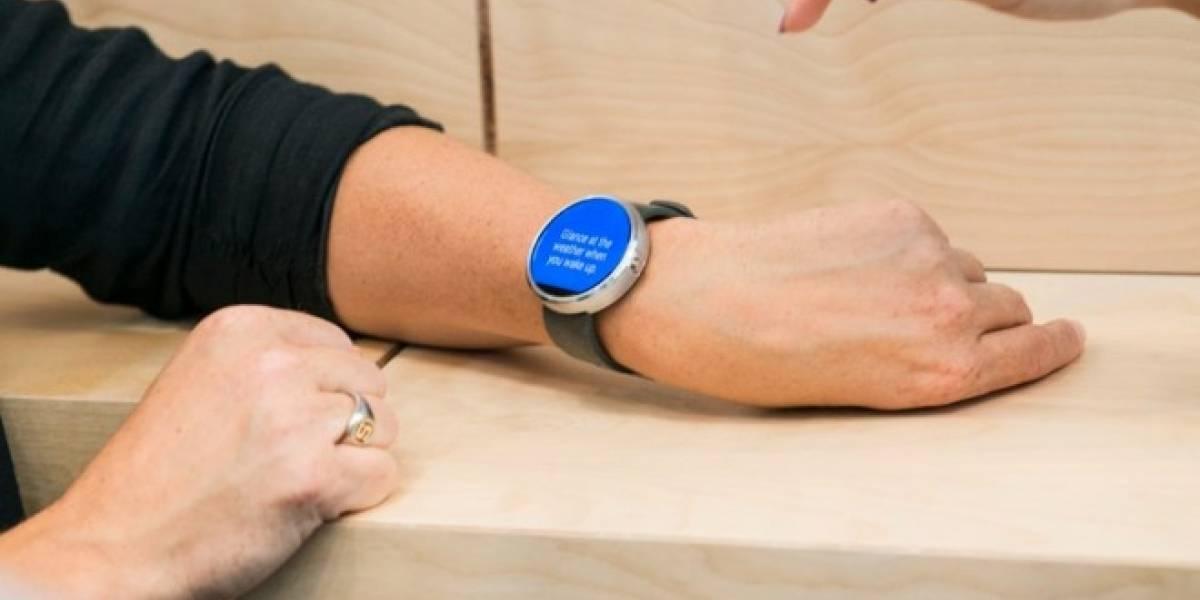 ASUS podría lanzar un smartwatch con Android Wear más económico