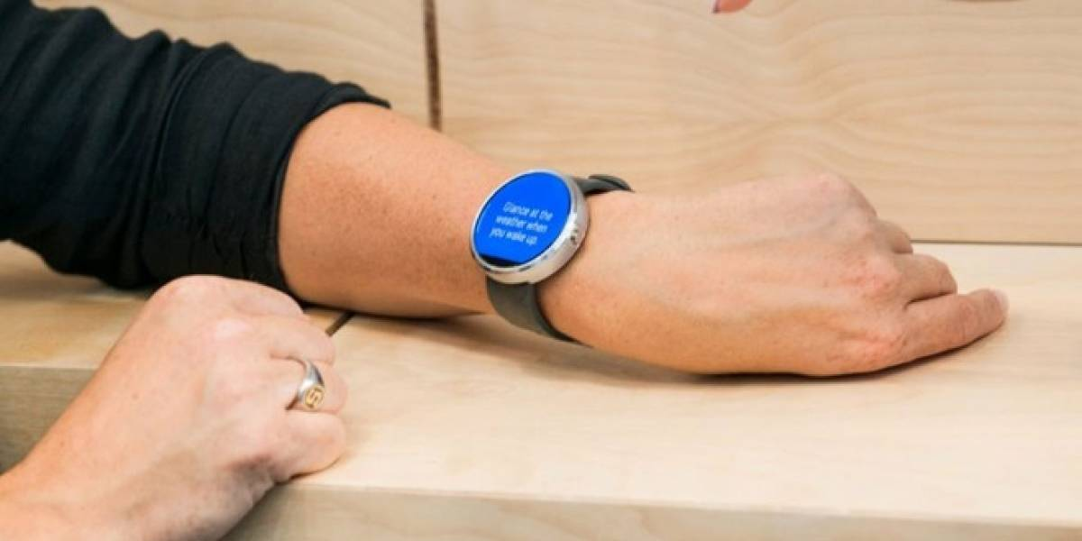 Estas son las primeras aplicaciones que podrás usar en tu smartwatch con Android Wear