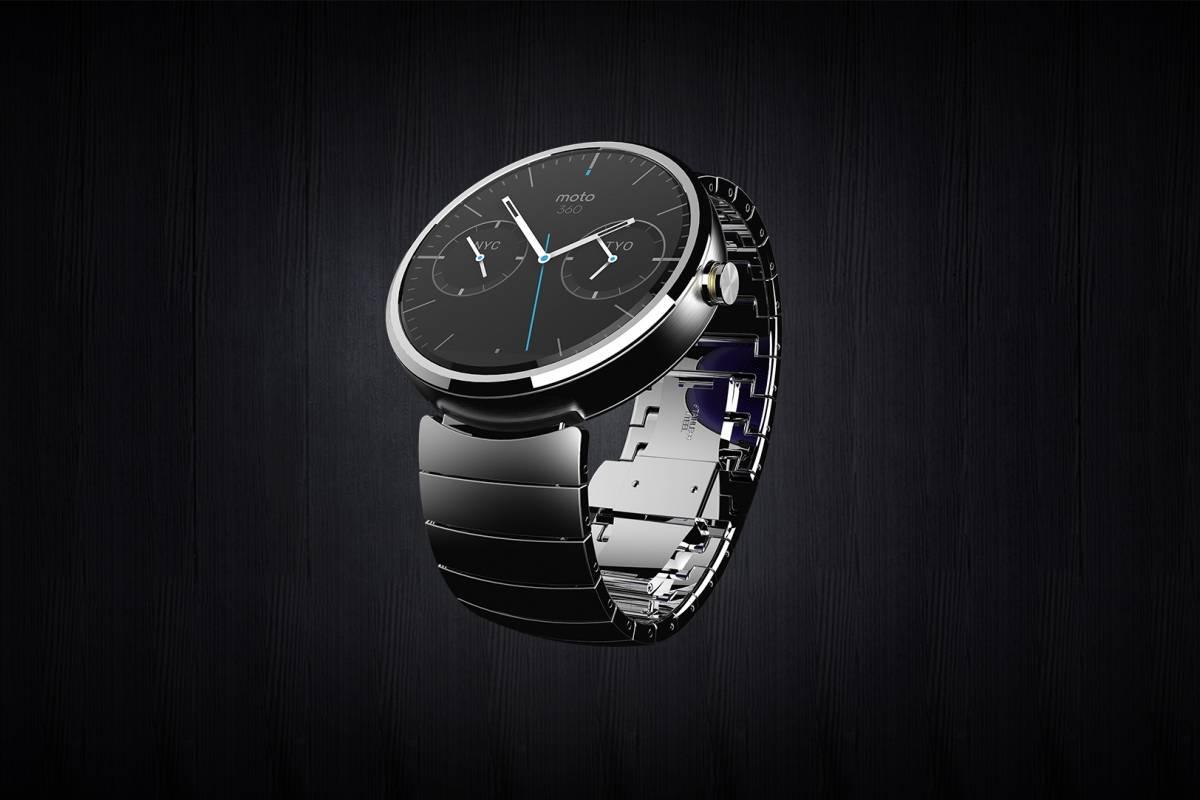 Moto 360, Android Wear se materializa en un elegante reloj de Motorola [Actualizada]