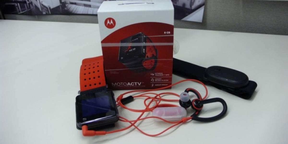 Motorola confirma lanzamiento de un nuevo smartwatch para este año