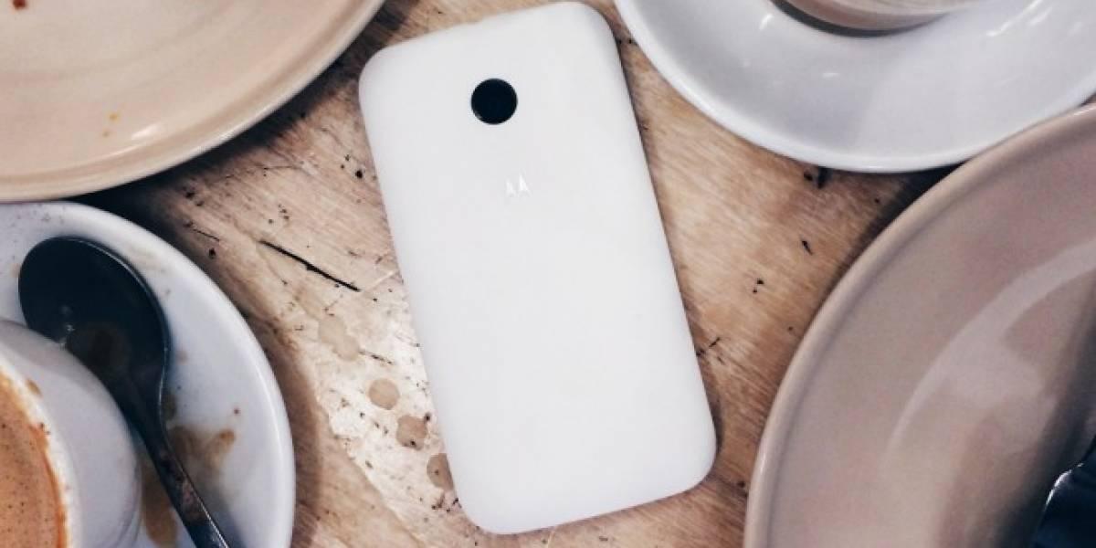 Motorola estaría preparando secuela del Moto E