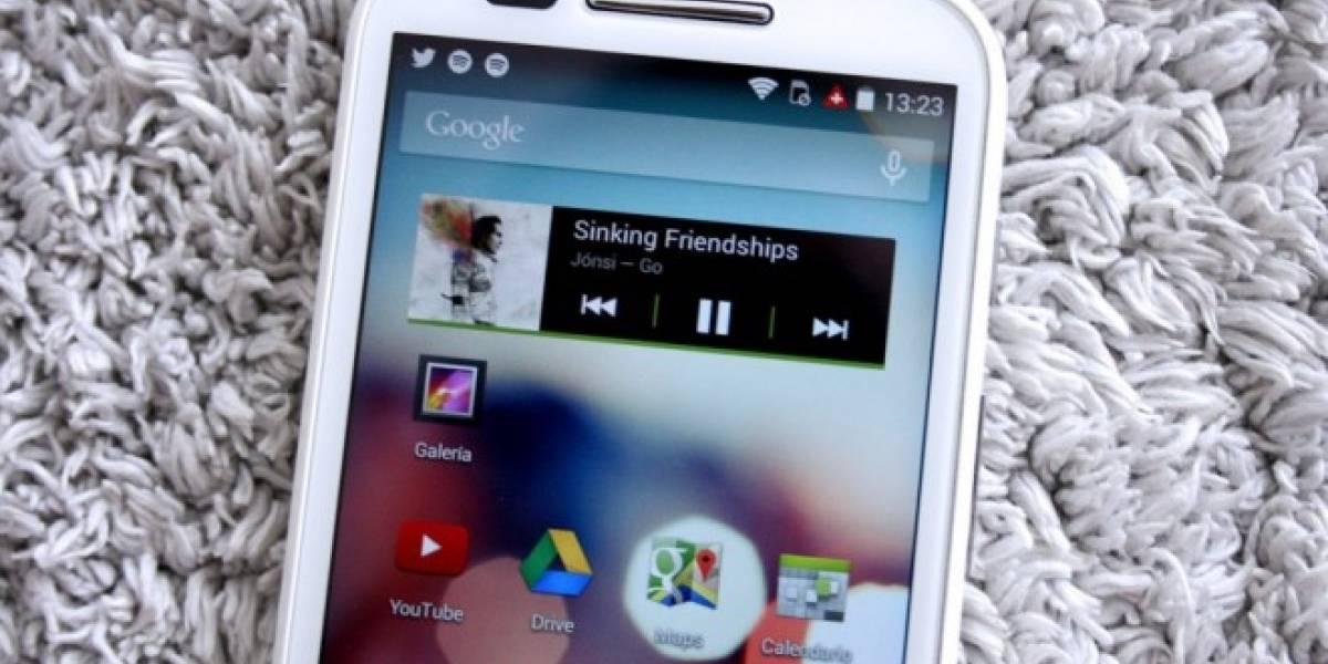 Motorola Moto E ahora corre Android Lollipop gracias a CyanogenMod 12