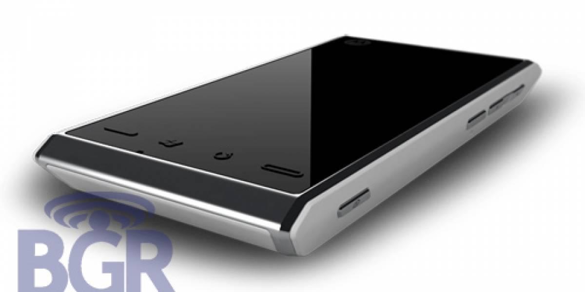 Se filtran imágenes de 4 llamativos equipos que lanzará Motorola el 2009