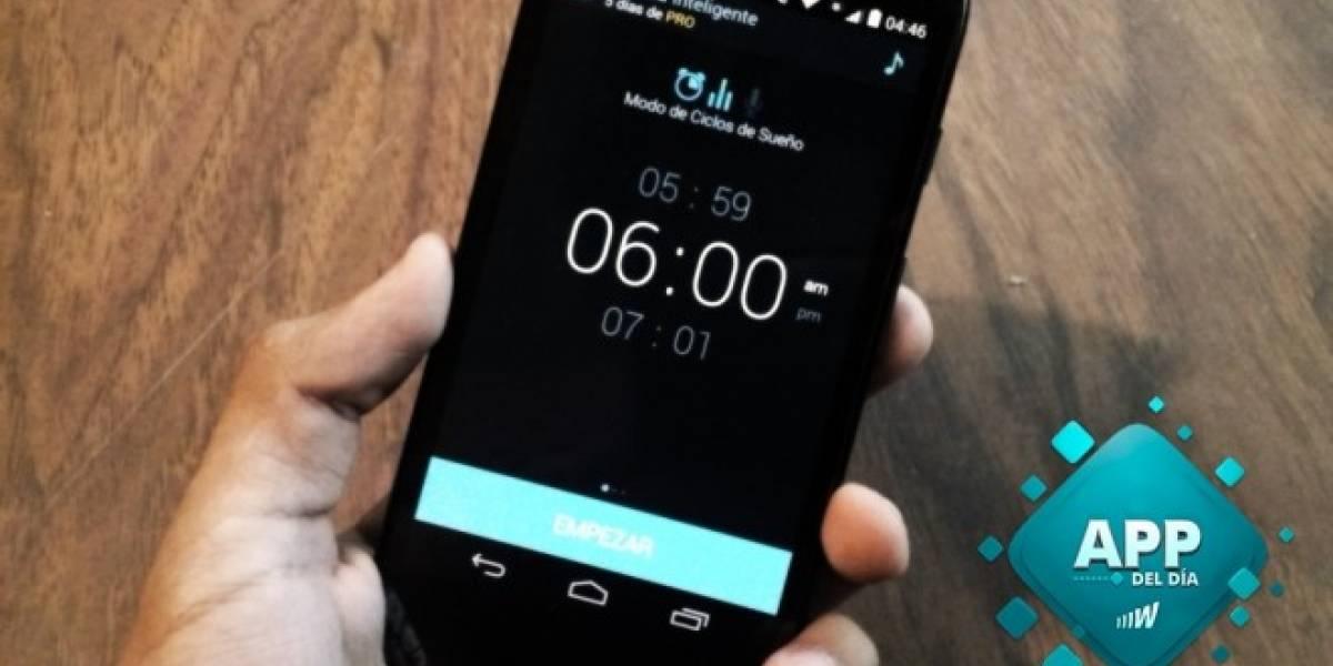 Alarma Inteligente, para un despertar alegre [App del día]