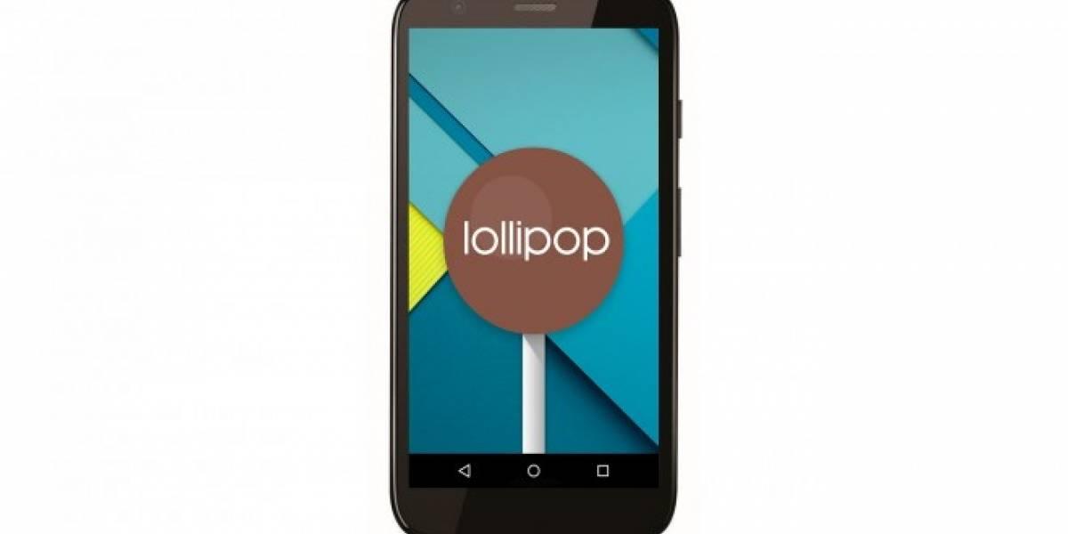 Motorola Moto G 2013 ya comienza a preparar la llegada de Android Lollipop