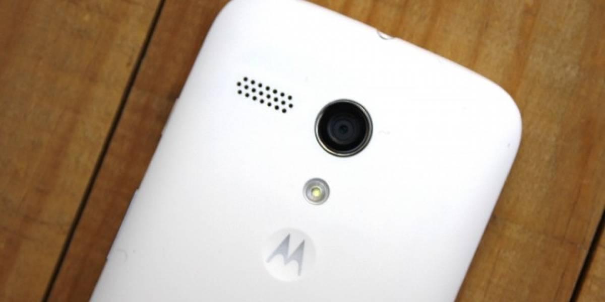 Primeros detalles de la segunda generación de Moto G