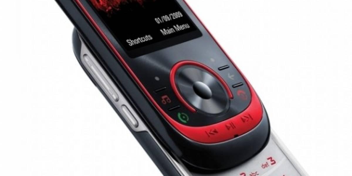 Motorola presentó el MOTOROKR EM35