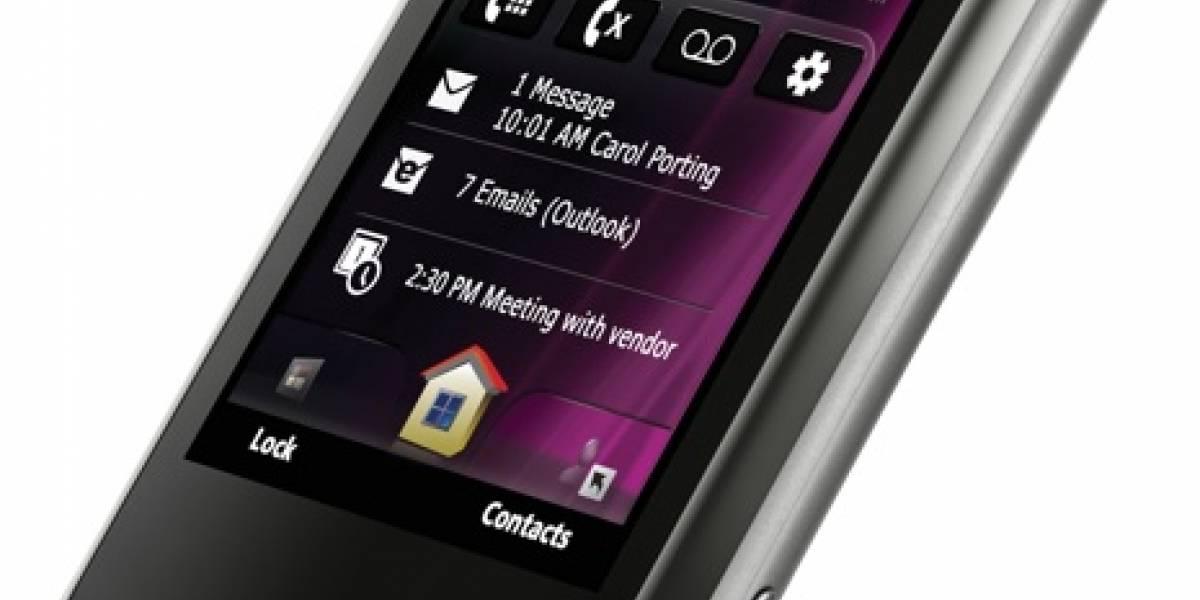Motosurf A3100: El nuevo smartphone de Motorola