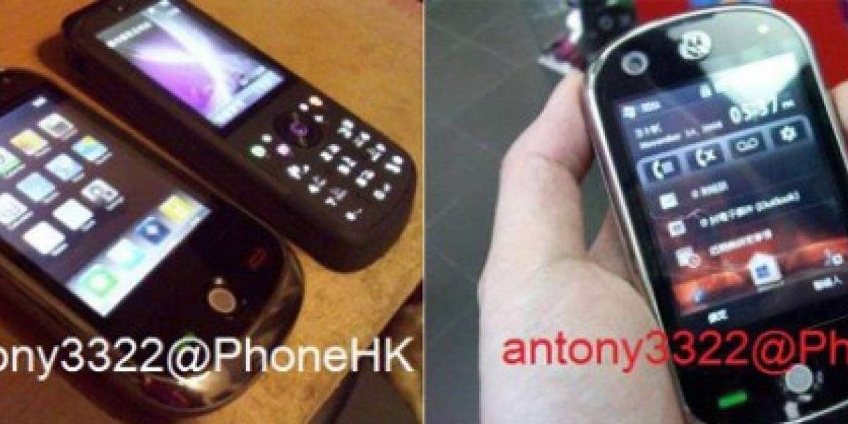 Se filtran primeras imágenes del Motorola Atila