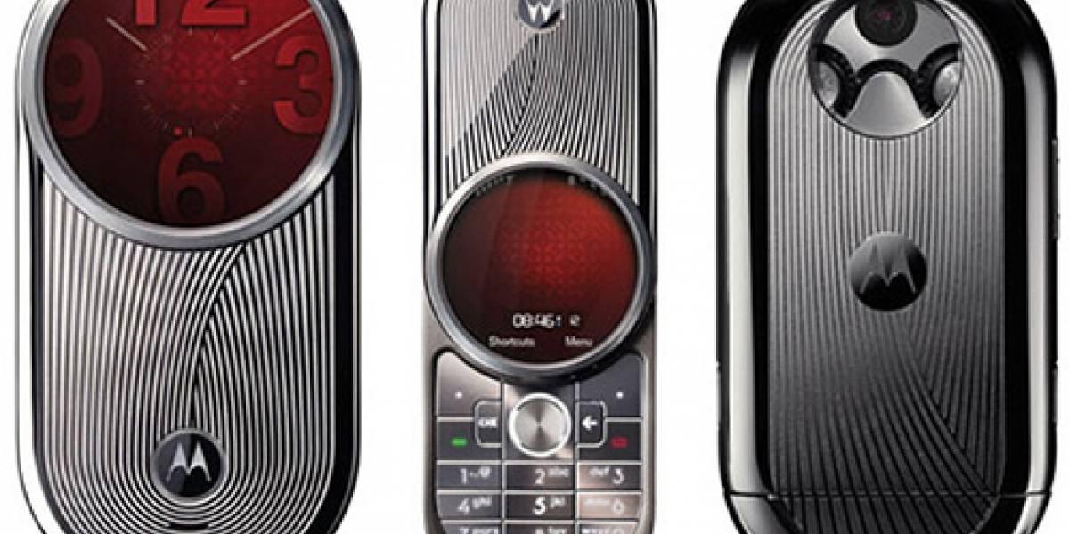 Motorola Aura: Diseño y precio llevados al límite