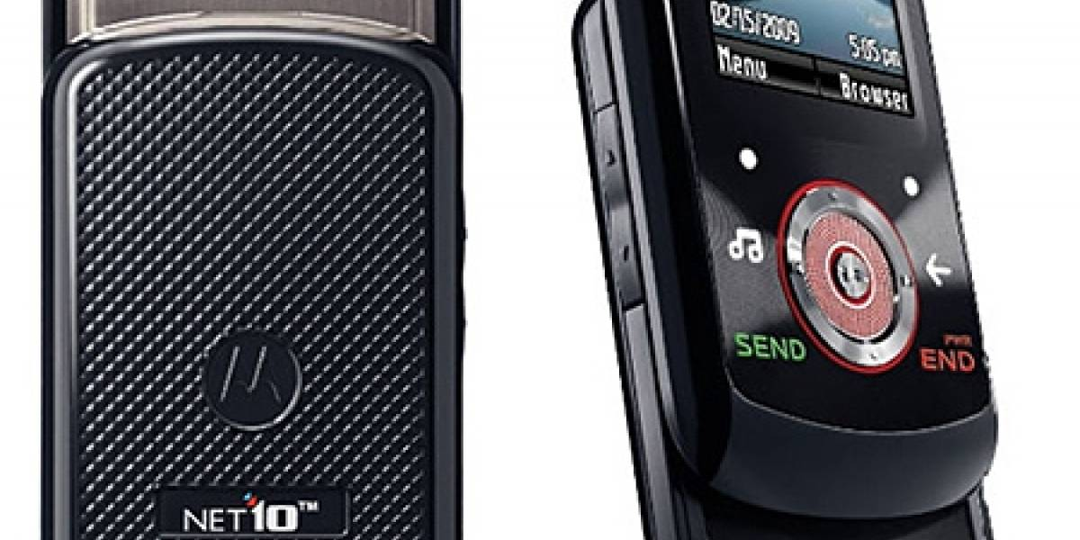 Motorola EM326g: Modesto pero cumplidor