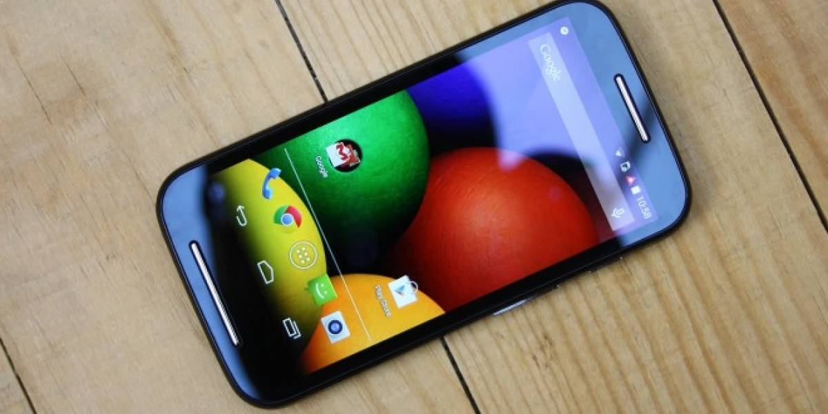 Motorola Moto E [A primera vista]