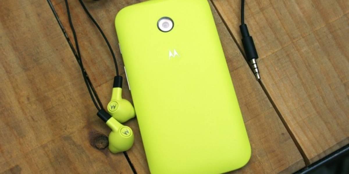 Precios de Motorola Moto E y Moto G 4G en México