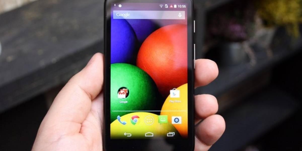 Motorola Moto E también disponible en Telcel
