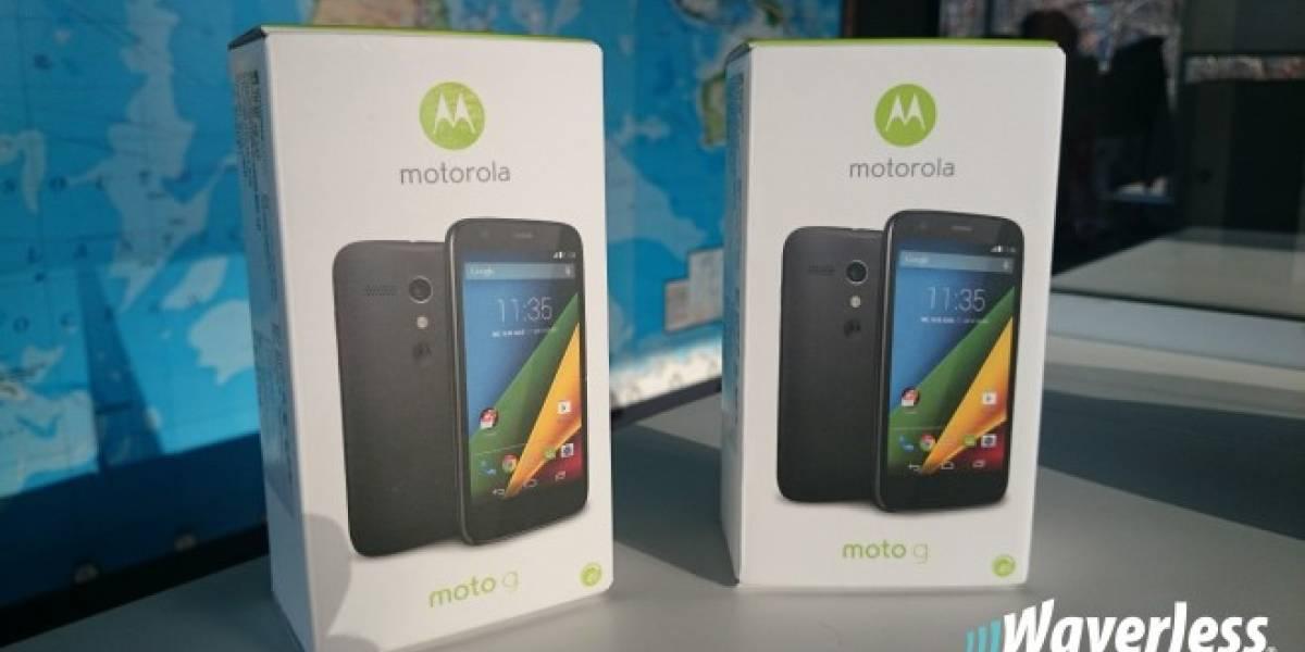 ¡Ya tenemos a los ganadores de los dos Motorola Moto G 4G LTE!