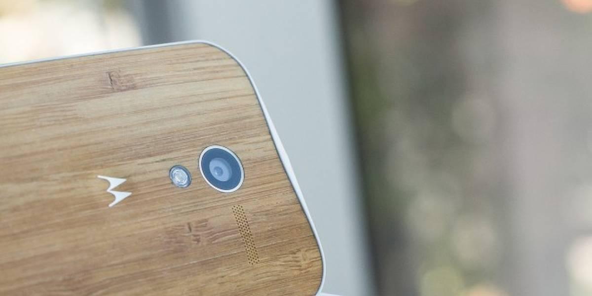 Se filtran especificaciones técnicas del Motorola Moto X 2