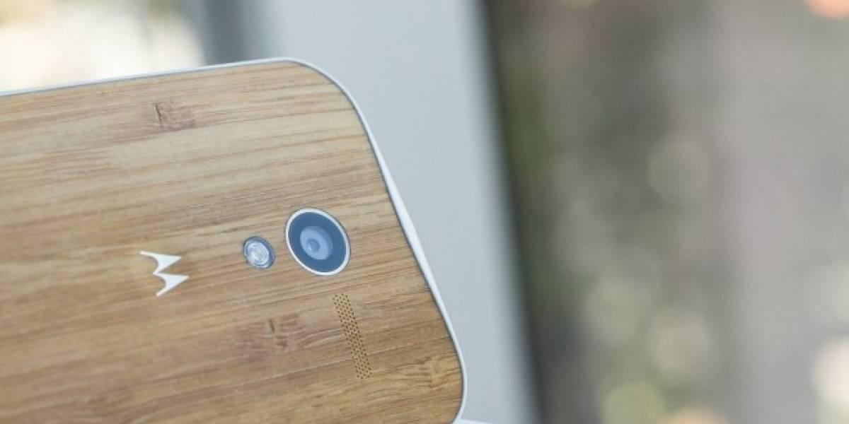 Aparece la primera imagen del Motorola Moto X+1