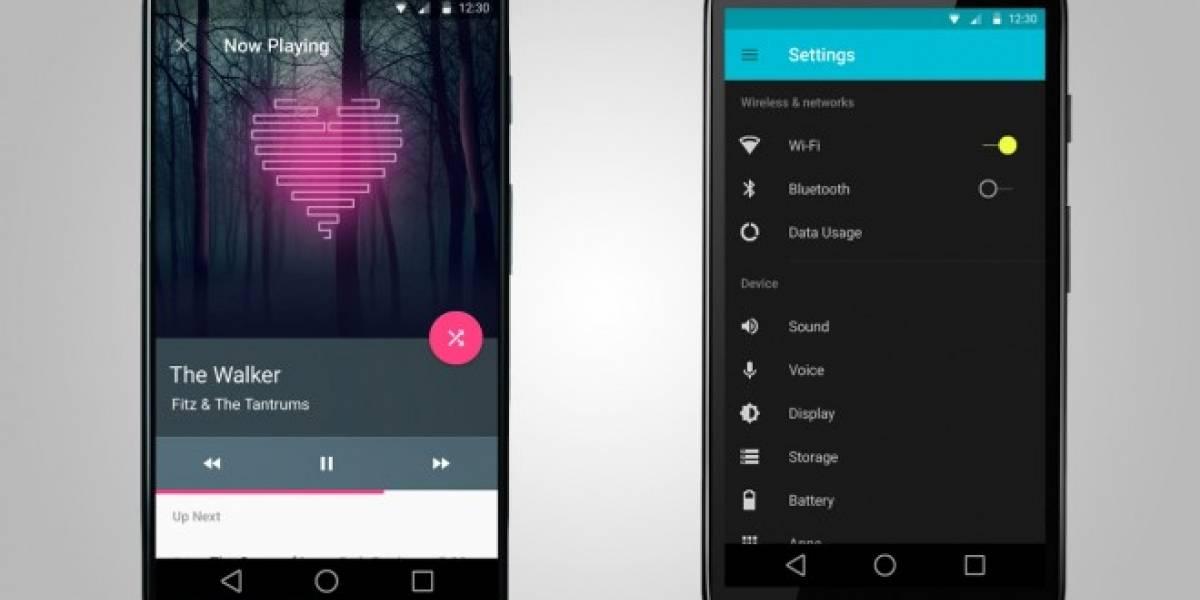 Motorola confirma Android L para el Moto G y Moto X
