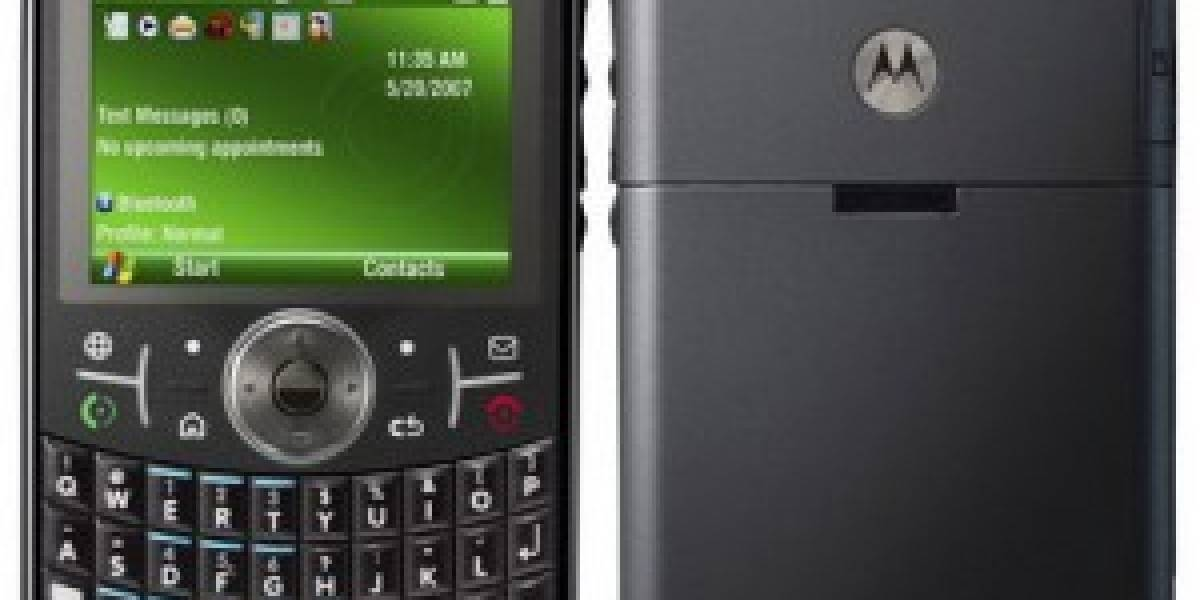Futurología: Motorola abandona Windows Mobile