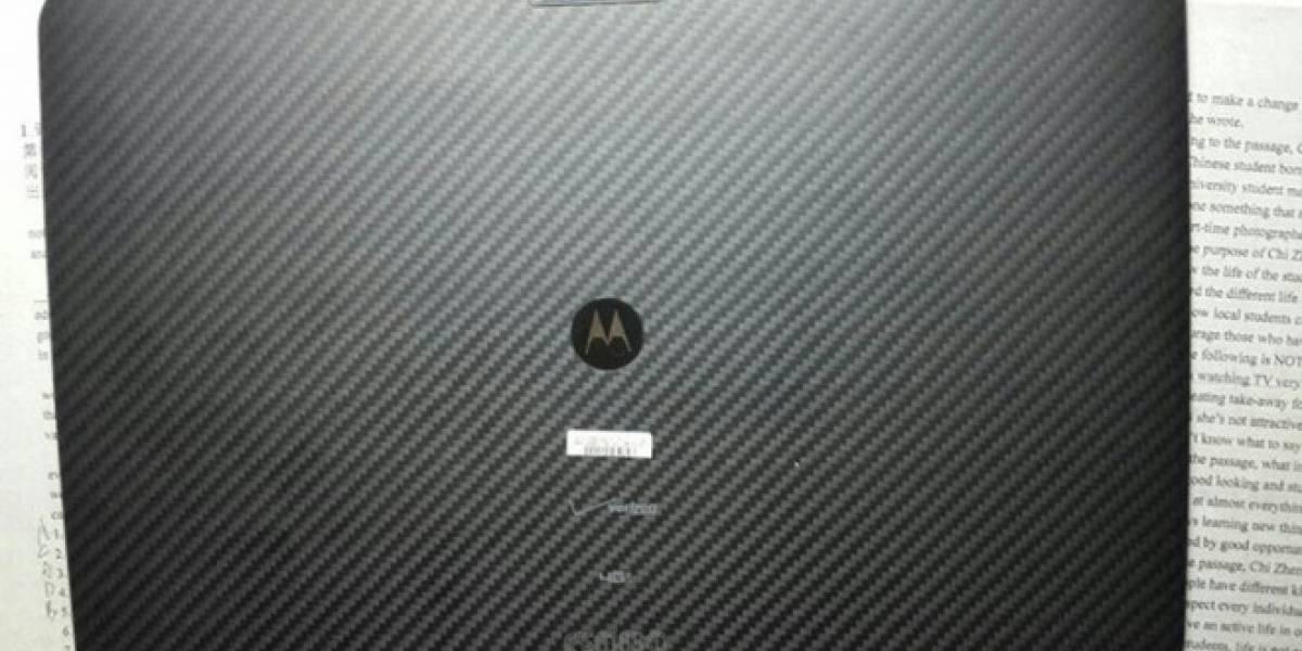 Se filtra imagen que muestra a un supuesto Motorola Xoom 3