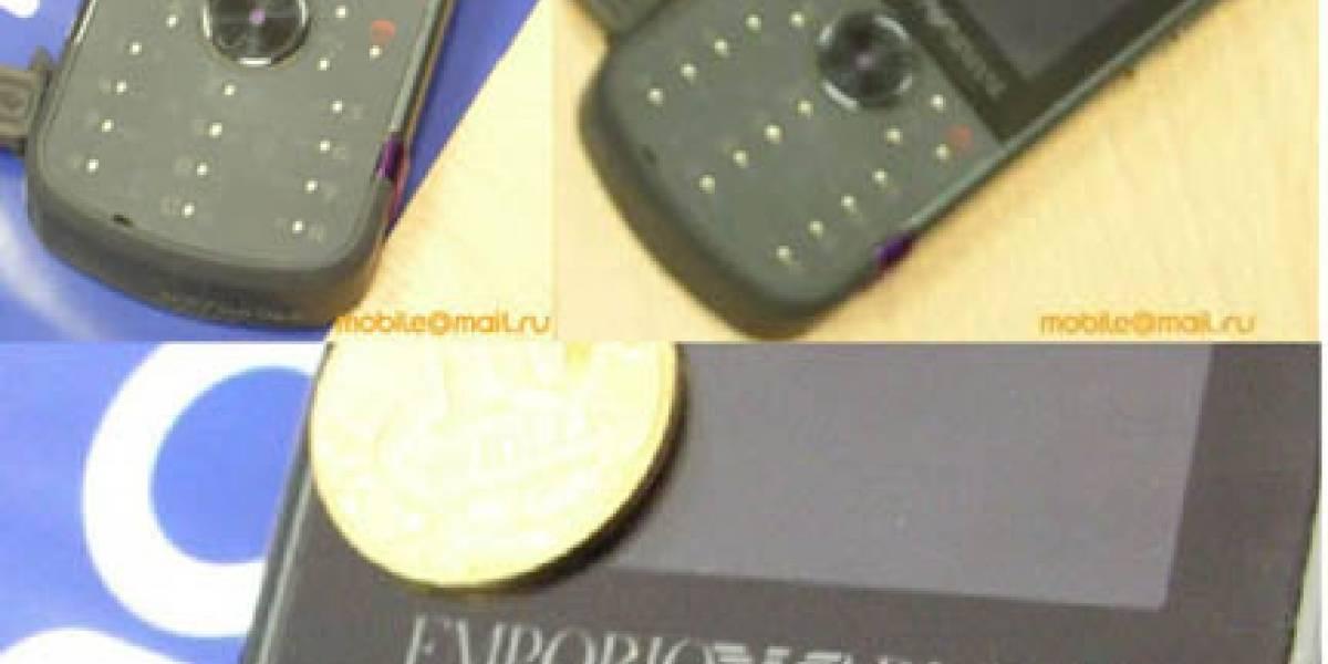 Futurología: Motorola Armani