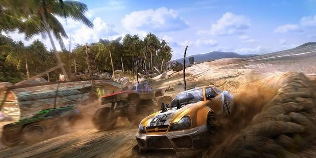 Motorstorm RC ya tiene fecha de salida para PS3 y PS Vita