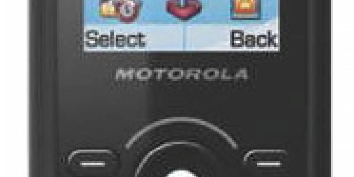 Motorola W165: Para quienes sólo quieren hablar