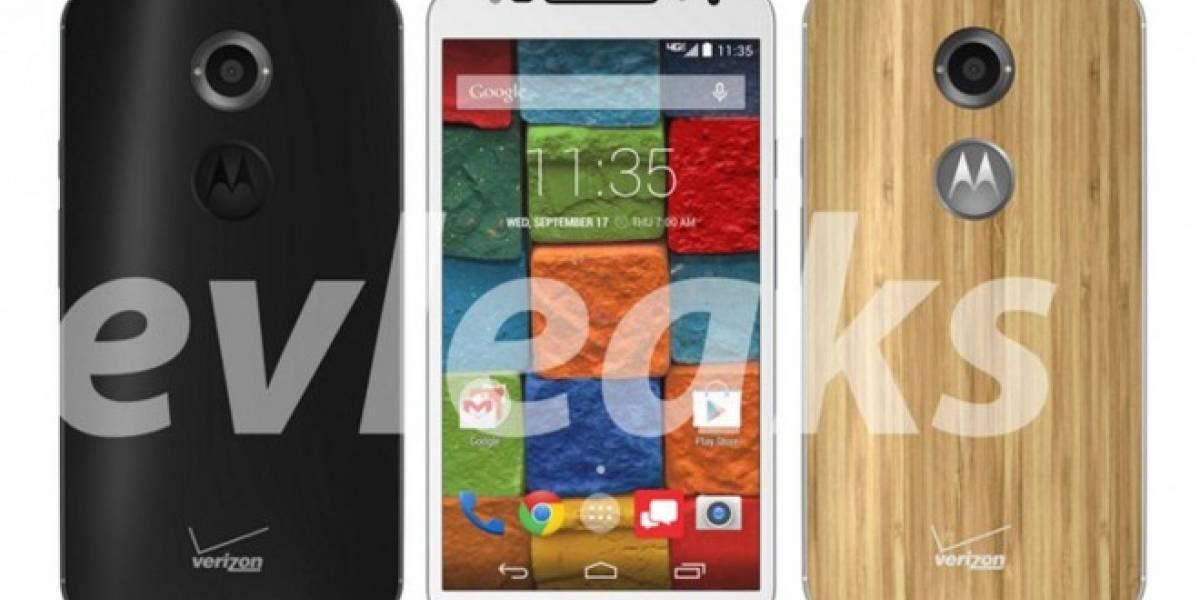 Rumores señalan que el Motorola Moto X+1 podría tener zoom óptico