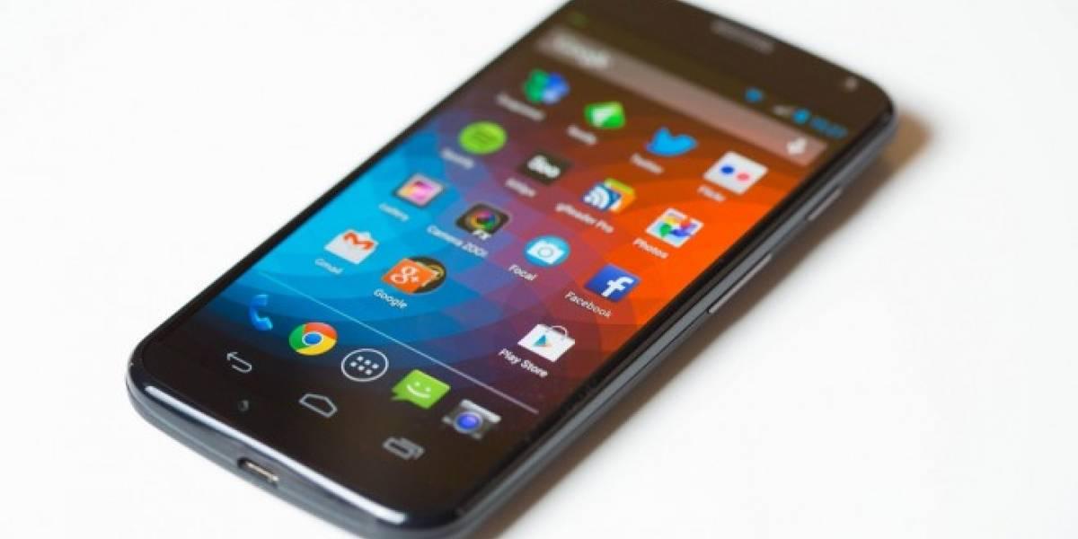 Ahora surge un benchmark de Motorola posiblemente del Moto X+1