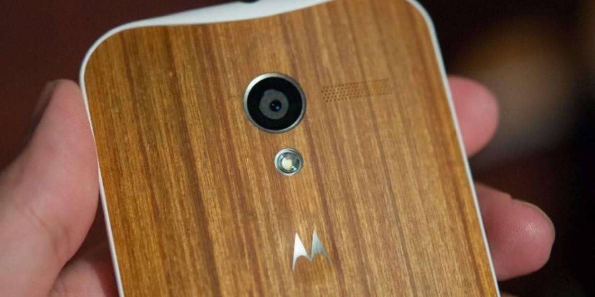 Motorola lanzaría modelo especial desbloqueado del Moto X llamado Pure Edition