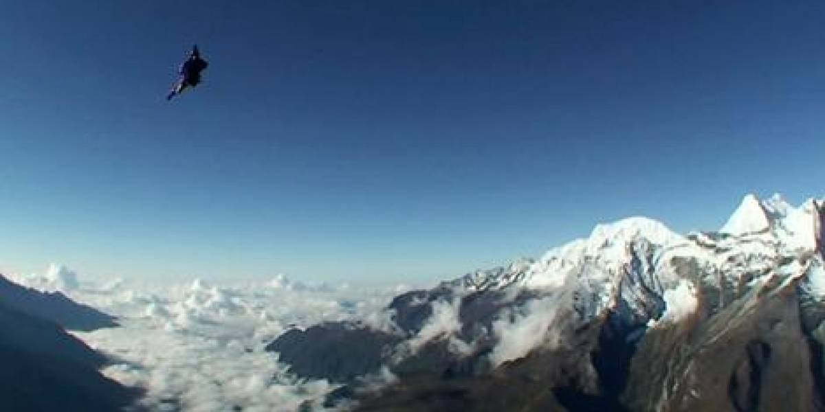 Récord Mundial: Mujer salta a 8.940 metros de altura