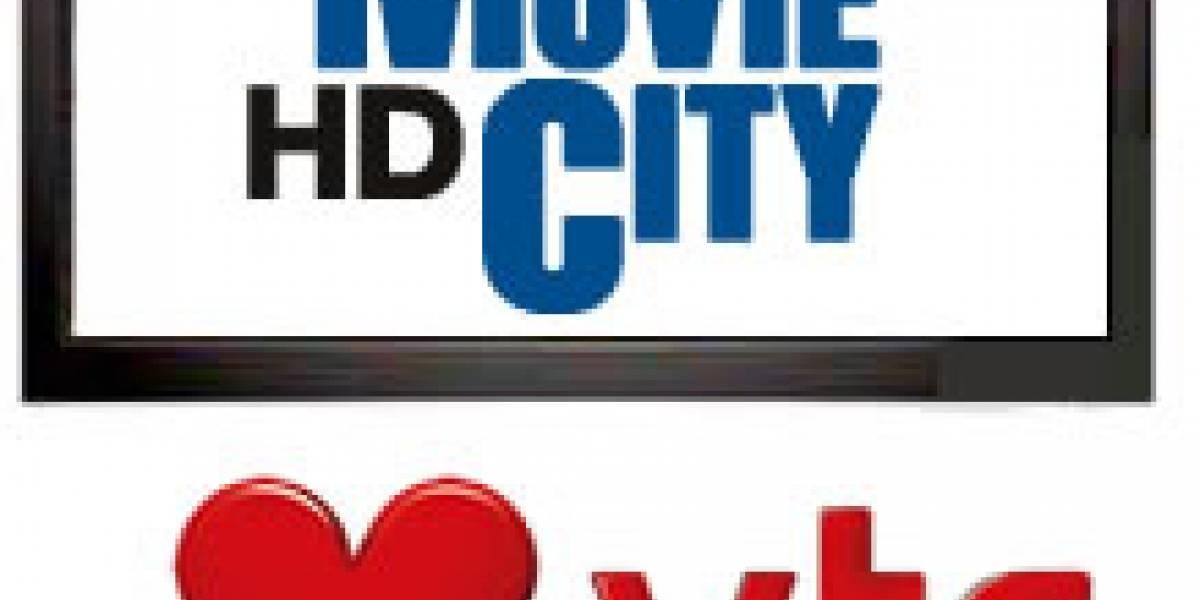 VTR ya ofrece Movie City HD