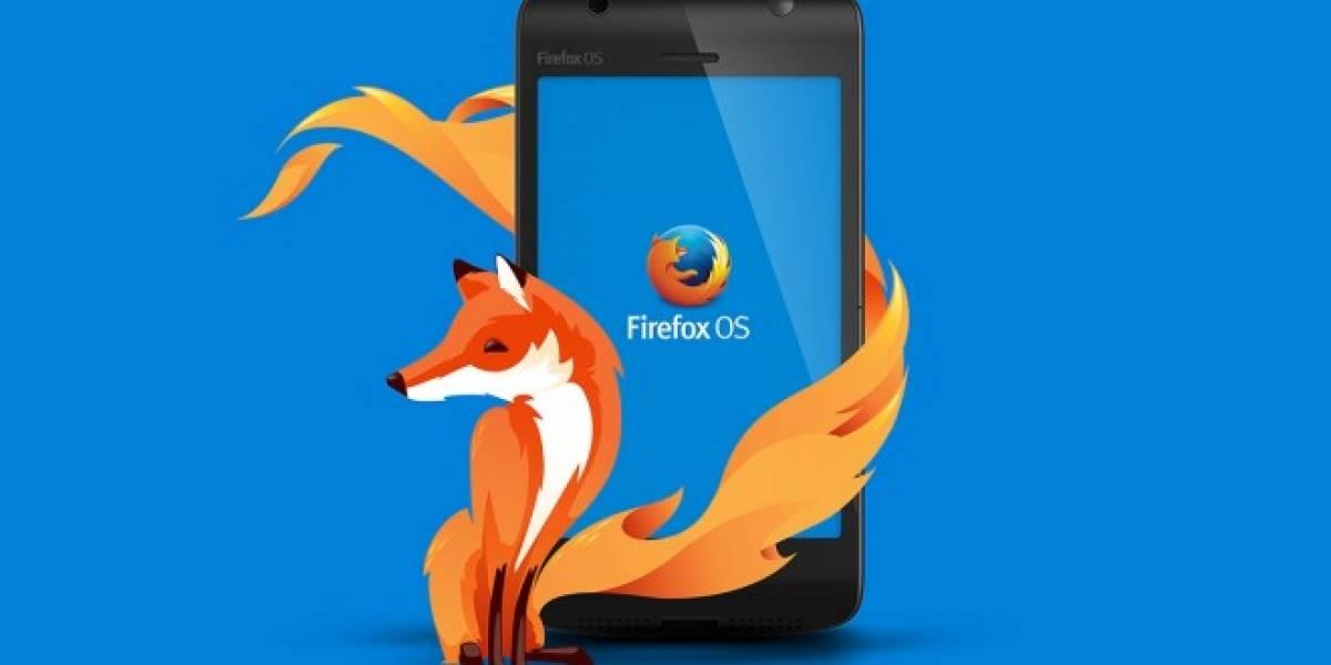 Mozilla lanza Firefox OS 3.0