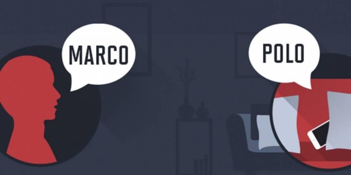 Marco Polo permite encontrar tu iPhone de un modo muy particular