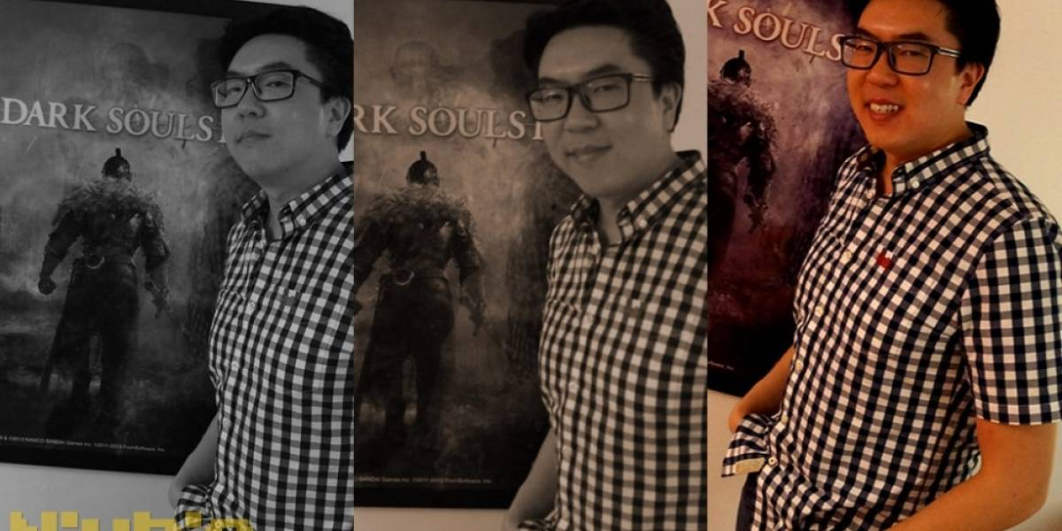 Conversamos de Dark Souls II con Denny Chiu de Bandai Namco [NB Entrevista]
