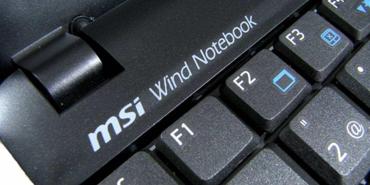 FWLabs: MSI Wind U100X