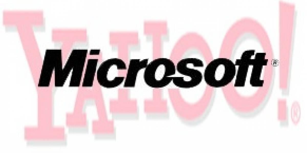 AP: Microsoft recapacitando compra de Yahoo!