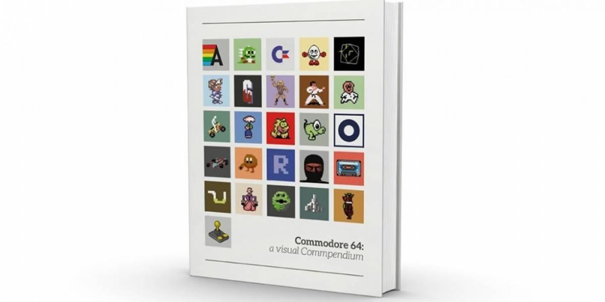 Libro para homenajear a la Commodore 64 logra financiarse en Kickstarter