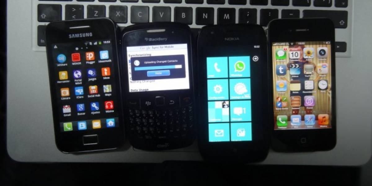 En el futuro, Windows Phone sería el único OS móvil que crecerá