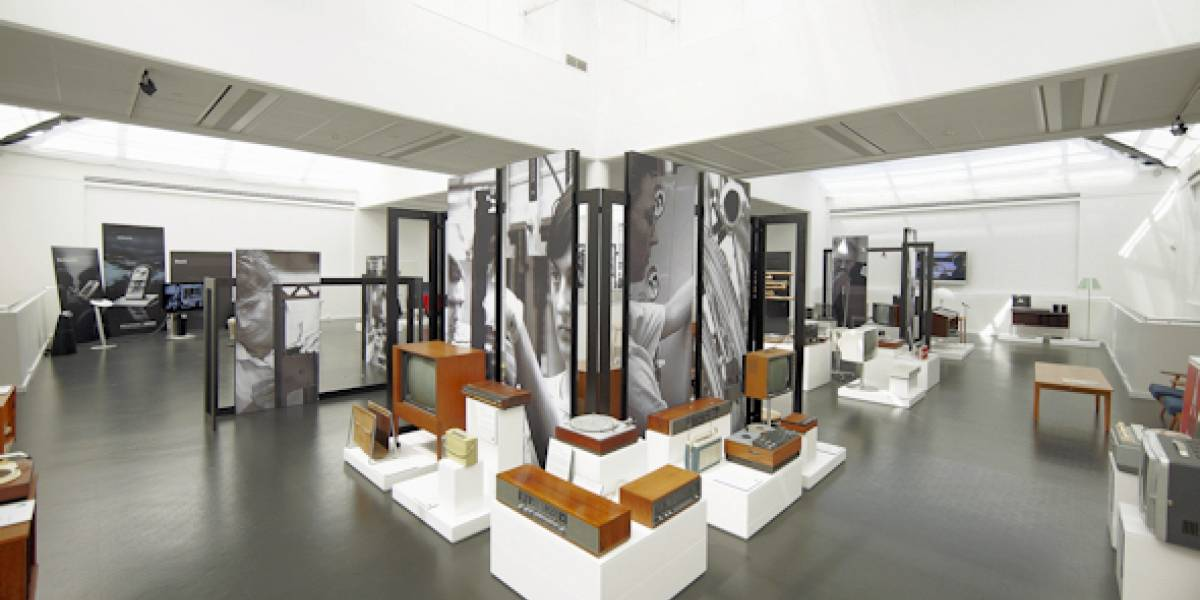 Bang & Olufsen inaugura un museo sobre su propia historia
