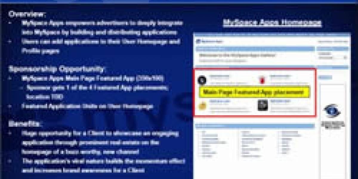 MySpace le cobra a los desarrolladores de aplicaciones