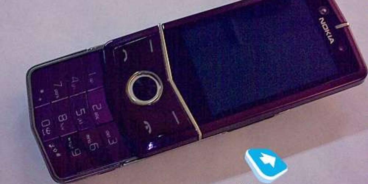 Misteriosas fotos de un Nokia no identificado