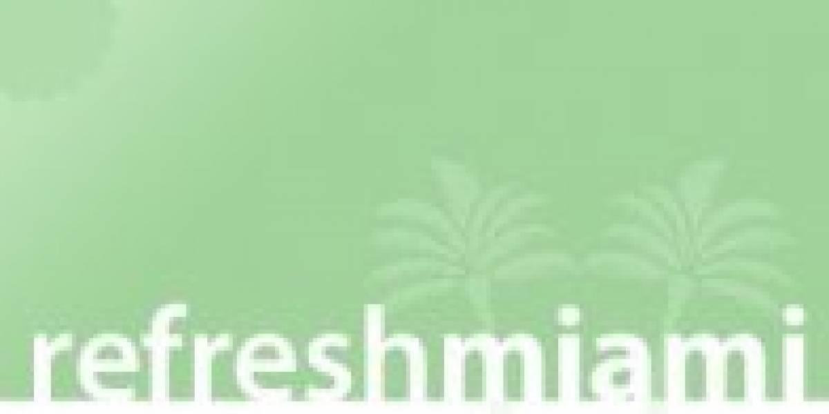 RefreshMiami septiembre este miércoles 24