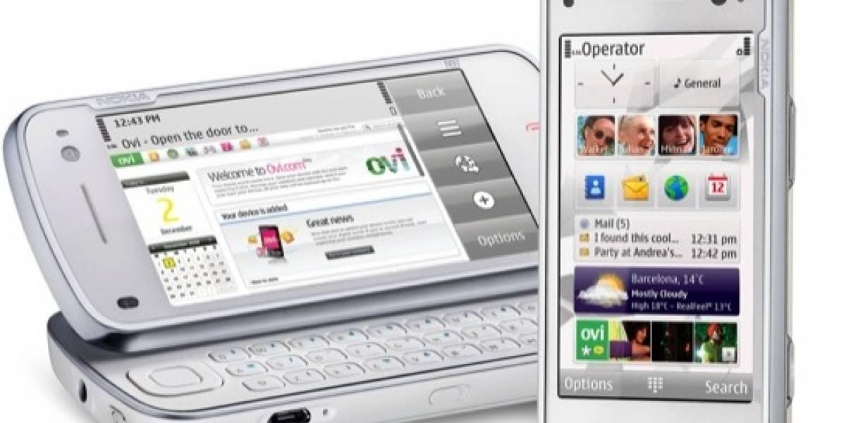 Nuevo tope de línea: Nokia N97